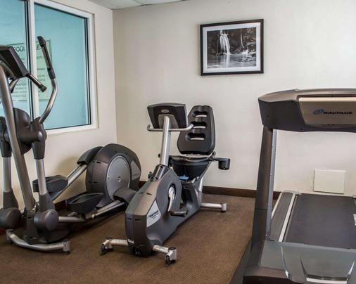 Sleep Inn Historic - Williamsburg - Gym