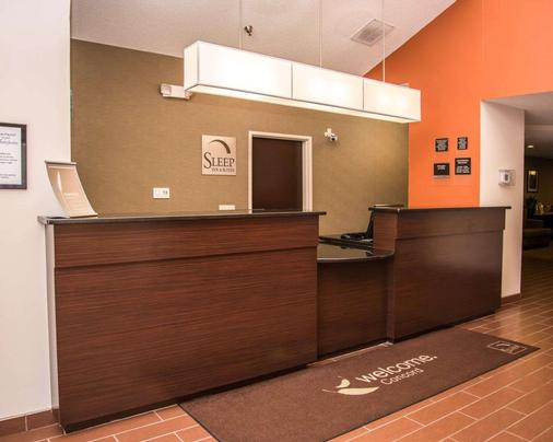 Sleep Inn & Suites at Concord Mills - Concord - Lobby
