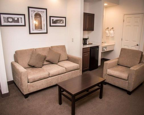 Sleep Inn & Suites at Concord Mills - Concord - Living room
