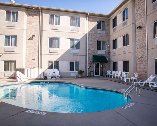 Sleep Inn & Suites at Concord Mills - Concord - Pool