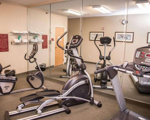 Sleep Inn & Suites at Concord Mills - Concord - Gym