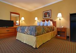 Americas Best Value Inn Killeen/fort Hood - Killeen - Bedroom