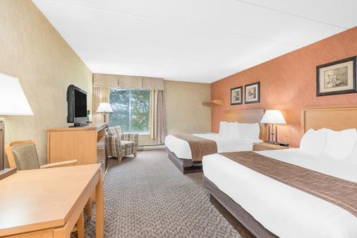 Days Inn by Wyndham Duluth/By Miller Hill Mall - Duluth - Bedroom