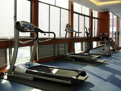 Shanghai Airlines Travel Hotel - Shanghai - Gym