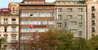 Ramada Prague City Centre - Prague - Building