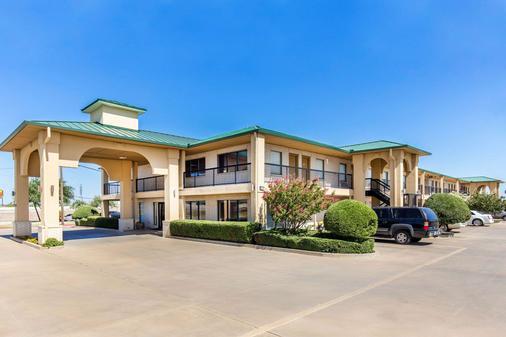 Quality Inn Abilene - Abilene - Building
