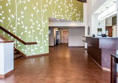 Sleep Inn University - Las Cruces - Lobby