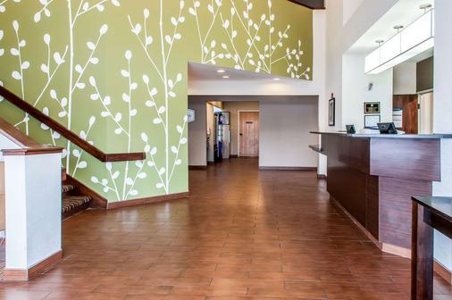 Sleep Inn University - Las Cruces - Lobby
