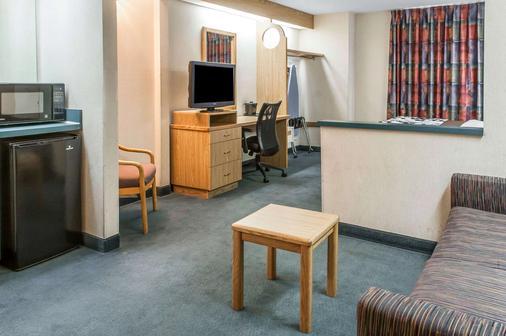 Sleep Inn University - Las Cruces - Living room