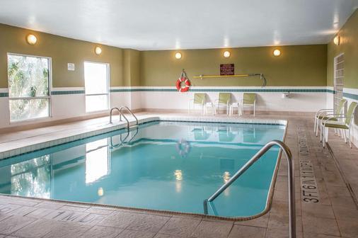Sleep Inn University - Las Cruces - Pool