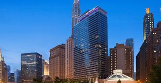 Wyndham Grand Chicago Riverfront - Chicago - Building