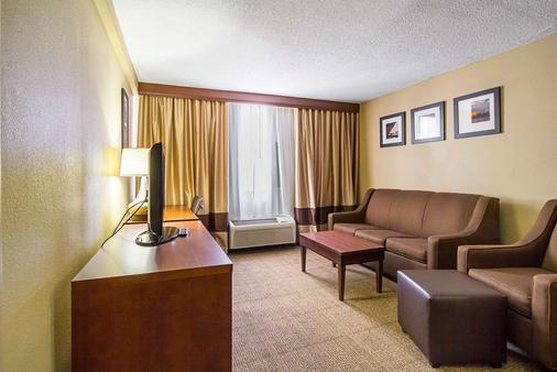 Comfort Inn Downtown - Cleveland - Living room