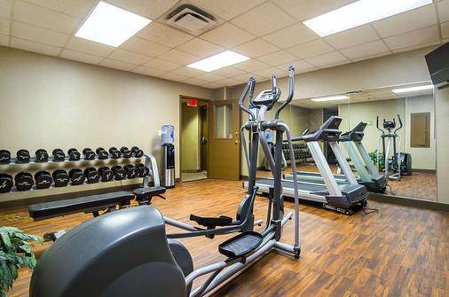 Comfort Inn Downtown - Cleveland - Gym