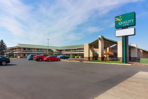 Quality Inn - Yakima - Building