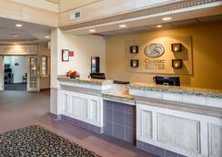 Comfort Suites University Area - South Bend - Lobby