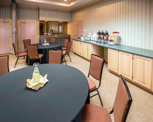 Comfort Suites University Area - South Bend - Meeting room