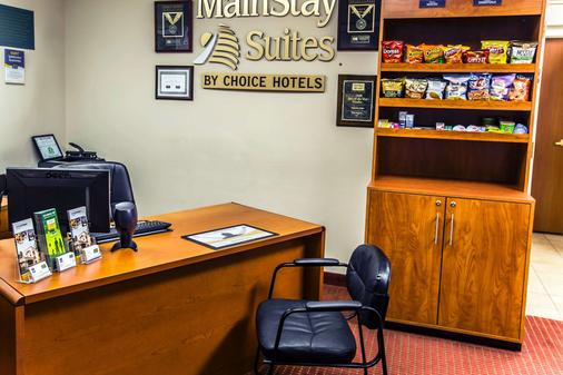 MainStay Suites - Wilmington - Business centre