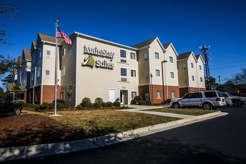 MainStay Suites - Wilmington - Building