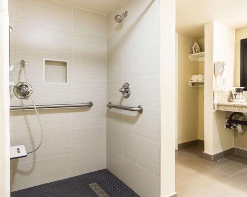 Quality Inn Sacramento Convention Center - Sacramento - Bathroom
