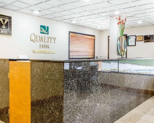 Quality Inn - Macon - Lobby