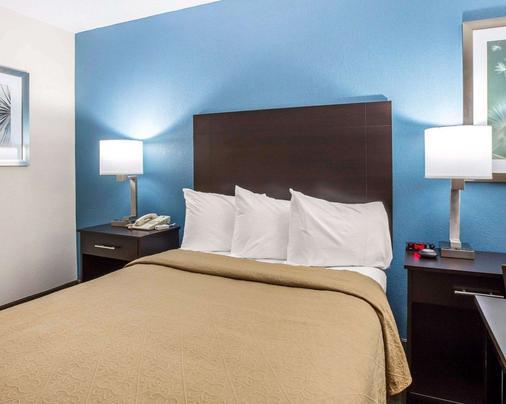 Quality Inn - Macon - Bedroom