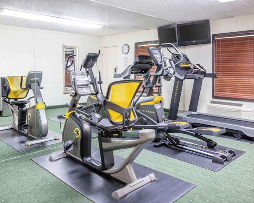 Quality Inn - Macon - Gym