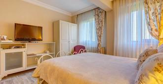 Agva Greenline Guesthouse - Adult Only - Şile - Bedroom