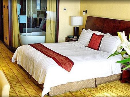 World Trade Plaza Hotel - Shijiazhuang - Shijiazhuang - Bedroom