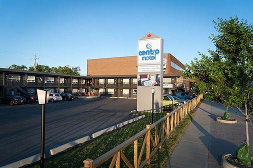 Centro Motel - Calgary - Building
