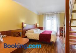 Hôtel Center - Brest - Bedroom