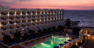 Mitsis Grand Beach Hotel - Rhodes - Building