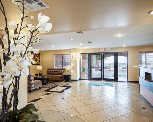Quality Inn Airport East - El Paso - Lobby
