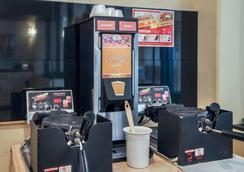 Quality Inn Airport East - El Paso - Restaurant