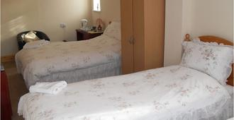 Alma Lodge Guest House - Plymouth - Bedroom