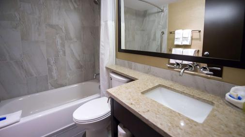 Best Western Northgate Inn - Nanaimo - Bathroom