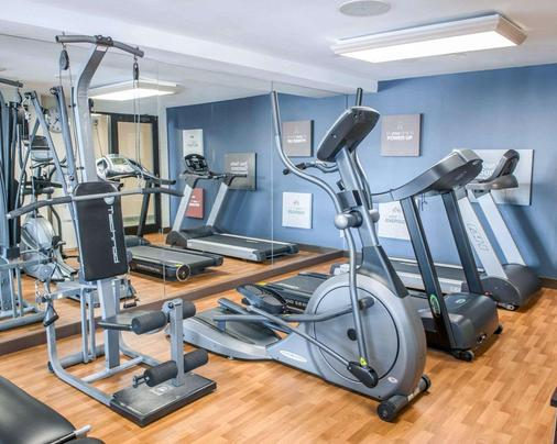 Comfort Suites South - Fort Wayne - Gym