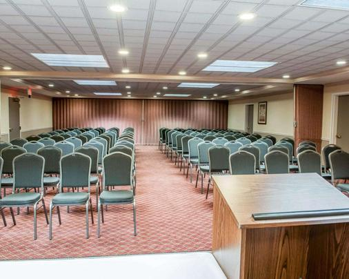 Comfort Suites South - Fort Wayne - Meeting room