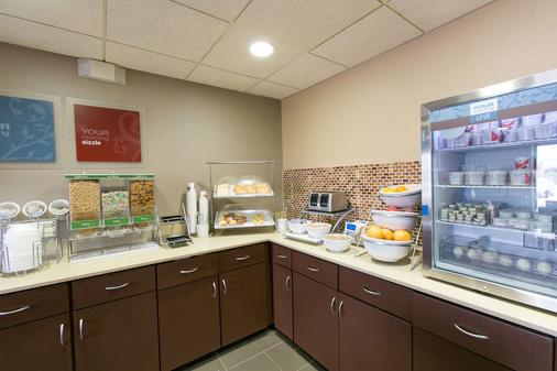 Comfort Suites NW Lakeline - Austin - Kitchen