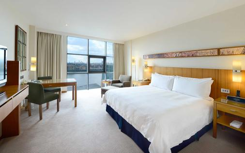 Canary Riverside Plaza Hotel - London - Bedroom