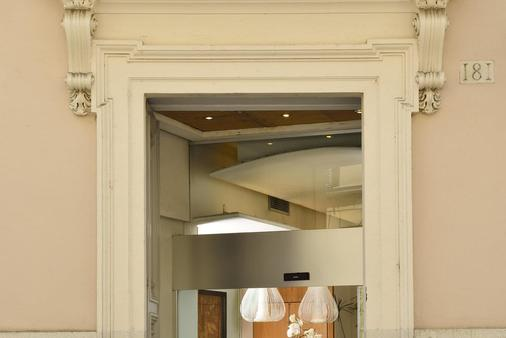 Babuino 181 - Small Luxury Hotels of the World - Rome - Building
