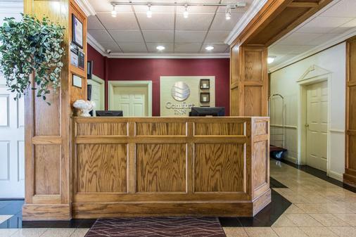 Comfort Inn at Founders Tower - Oklahoma City - Lobby