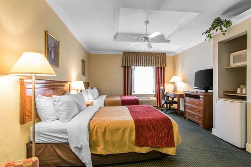 Comfort Inn at Founders Tower - Oklahoma City - Bedroom