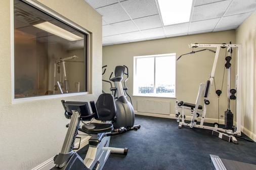 Comfort Inn at Founders Tower - Oklahoma City - Gym