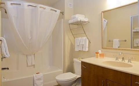 Ledgestone Hotel Billings - Billings - Bathroom