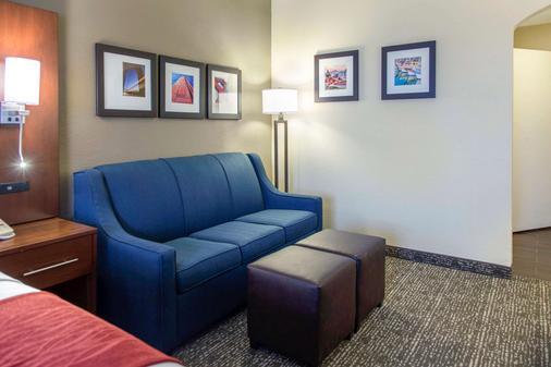 Comfort Inn & Suites San Francisco Airport North - South San Francisco - Living room