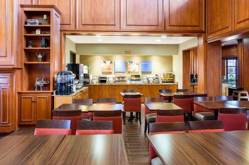 Comfort Inn & Suites San Francisco Airport North - South San Francisco - Restaurant