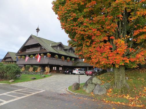 Trapp Family Lodge - Stowe - Building