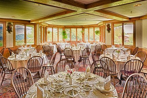 Trapp Family Lodge - Stowe - Restaurant