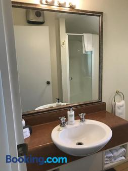 Tuscana Motor Lodge - Christchurch - Bathroom