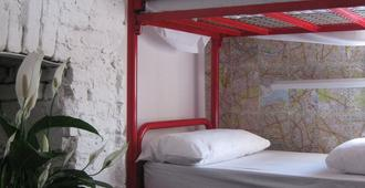 The Dictionary Hostel - London - Bedroom